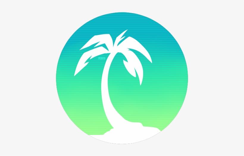 Palm Trees - Palm Tree Logo Transparent, transparent png #12120