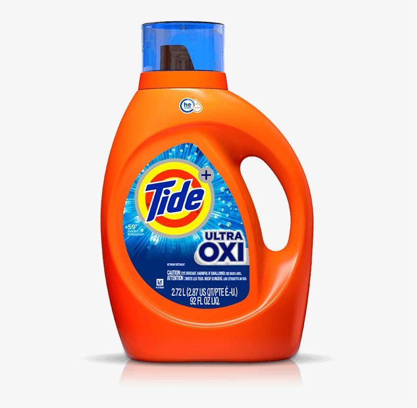 Tide Liquid Detergent, transparent png #12439
