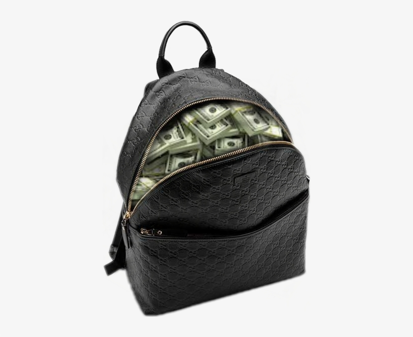 e8c0e853dc00 Gucci Guccibag Guccibackpack Bag Backpack Money Bands - Gucci Leather  Backpack Men