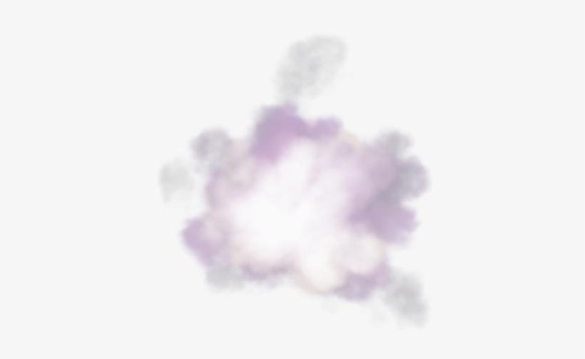 Smoke-025 - Purple Smoke Clip Art, transparent png #12802