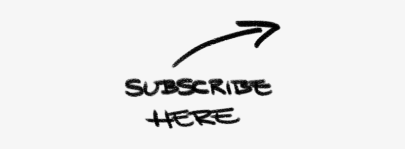 Subscribe-here - Subscribe Here, transparent png #14563
