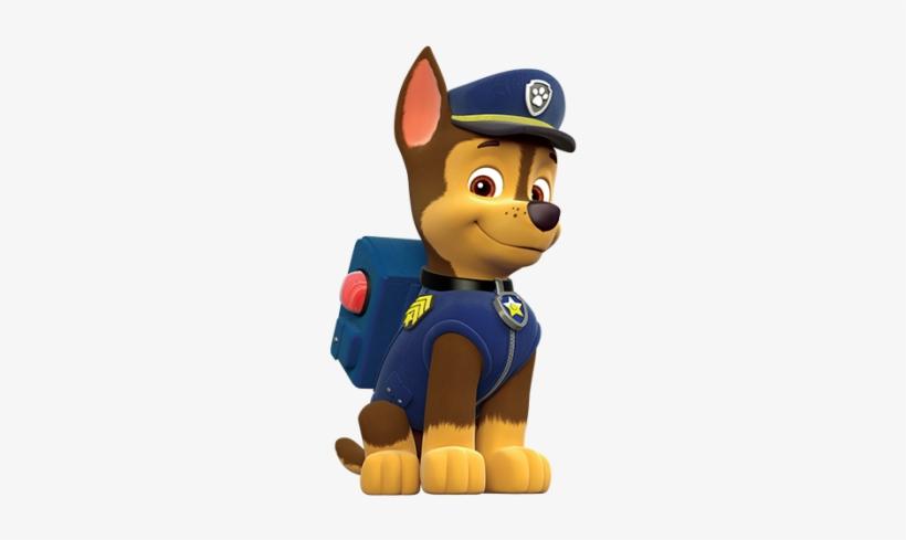 Paw Patrol Chase Png