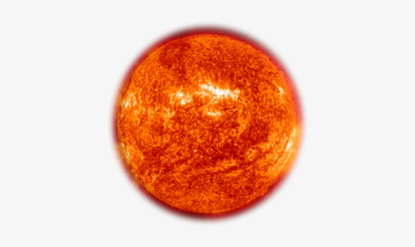 Planet sun PNG.