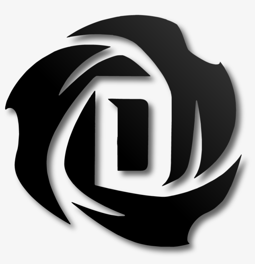 Derrick Rose Logo Basketball Basketball Players Basketball
