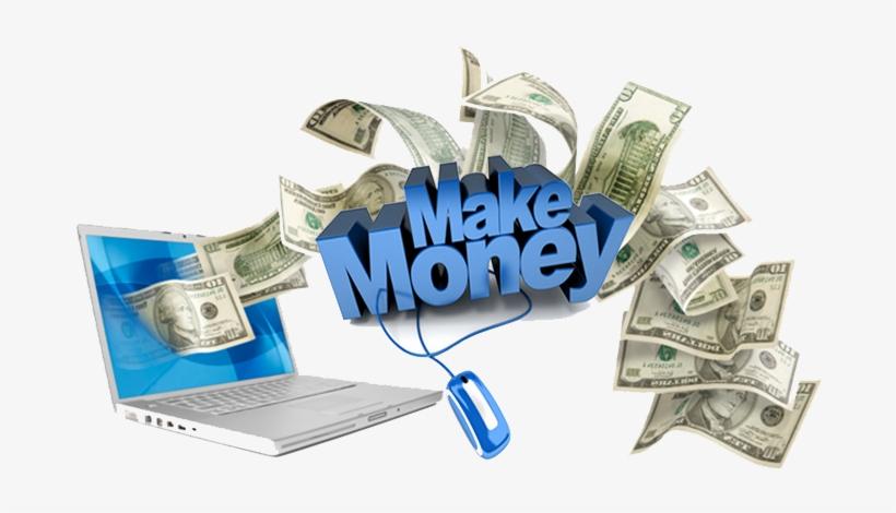 Make Money Free Download Png - Make Money Online Png, transparent png #15594
