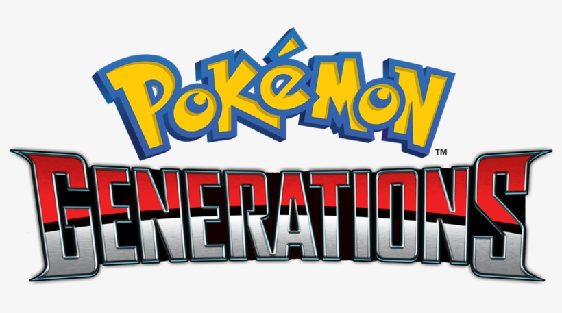 Pokémon Generations English Logo - Pokemon Premium 9-pocket Pro-binder: Pokeball, transparent png #15960