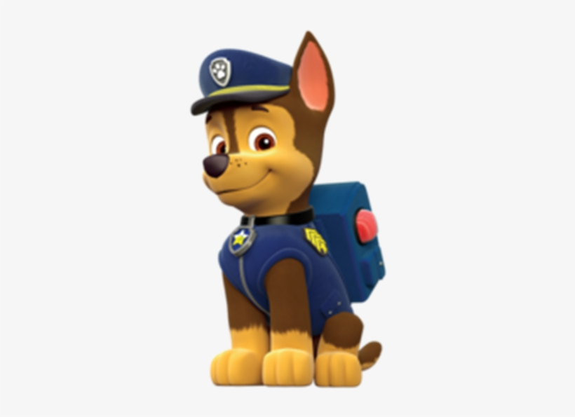 Patrulha Canina Chase Paw Patrol Ornaments Paw Patrol