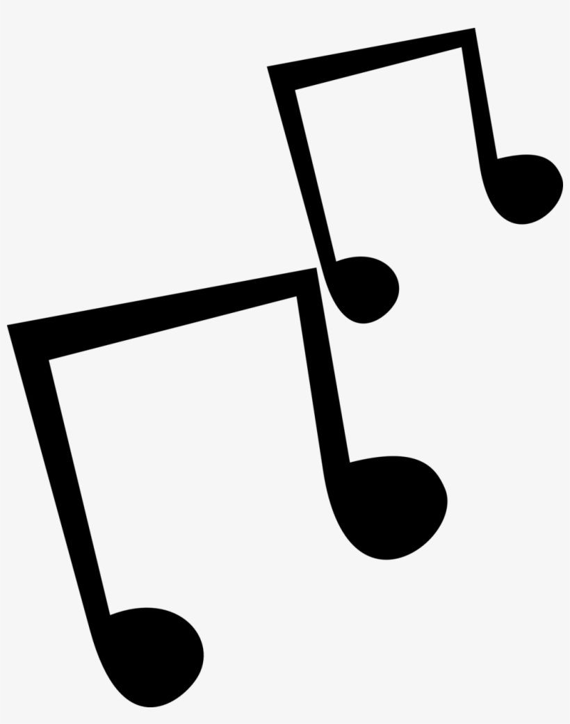 Musical Notes Transparent Background - Transparent Background Musical Notes, transparent png #16329