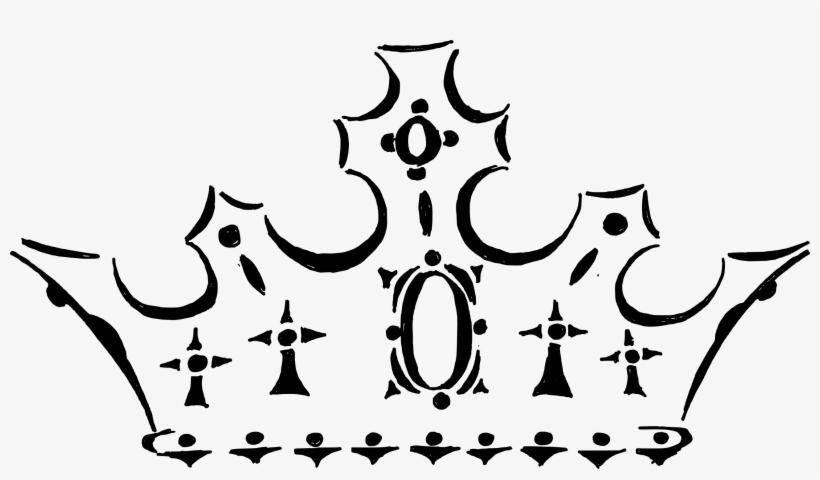 Free Download - Black Crown Transparent, transparent png #17454