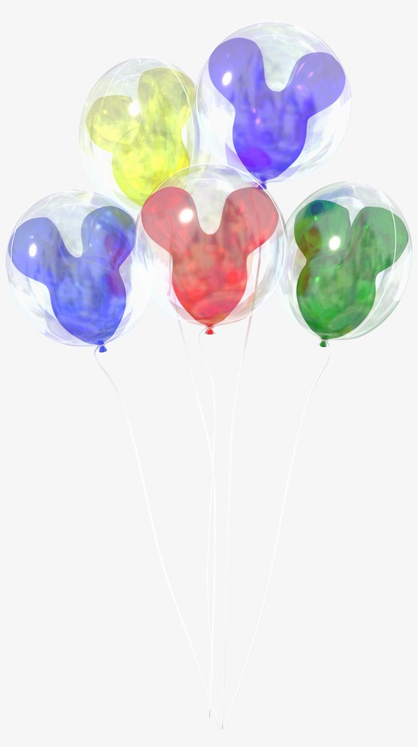 Fan Madewalt - Disney World Balloon Png, transparent png #17806