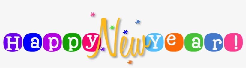 Happy New Year Free Png Image - Happy New Year 2018 Images Png, transparent png #18015