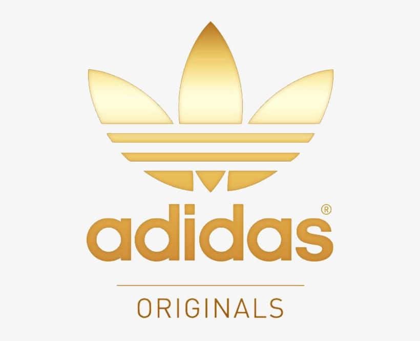 rose gold adidas logo