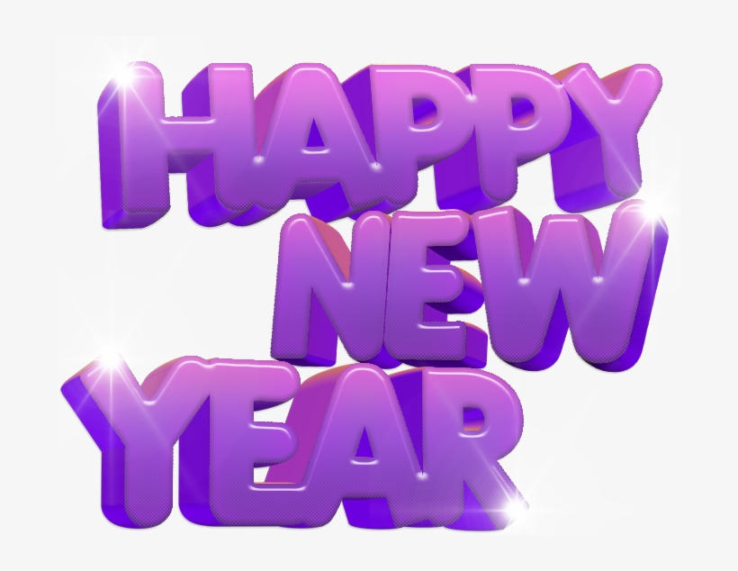 Happy New Year Png Hd - Happy New Year 2018 Images Png, transparent png #19656