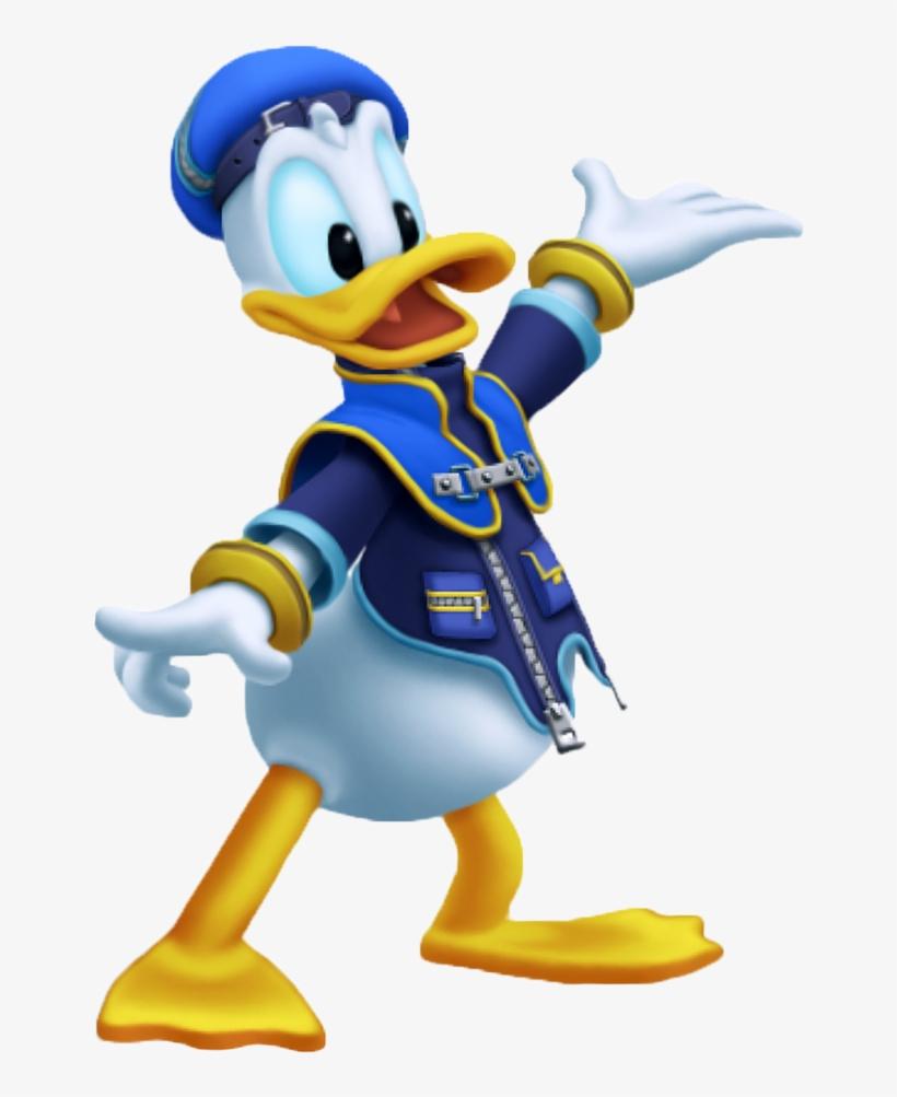 Kingdom Hearts Clipart At Getdrawings - Donald Goofy Kingdom Hearts, transparent png #100235