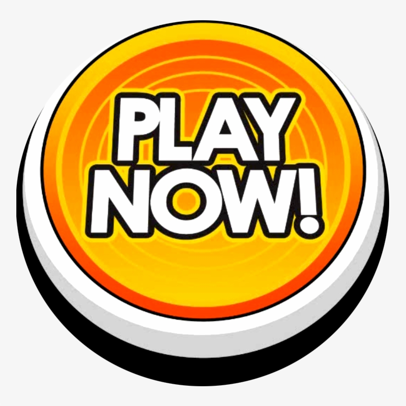 Play Now Button Png Hd - Play Now Button Png, transparent png #101095