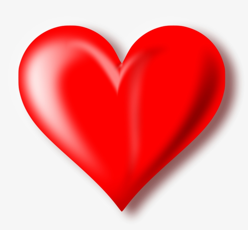 Heart Png Red Heart With Transparent Background Free Transparent Png Download Pngkey