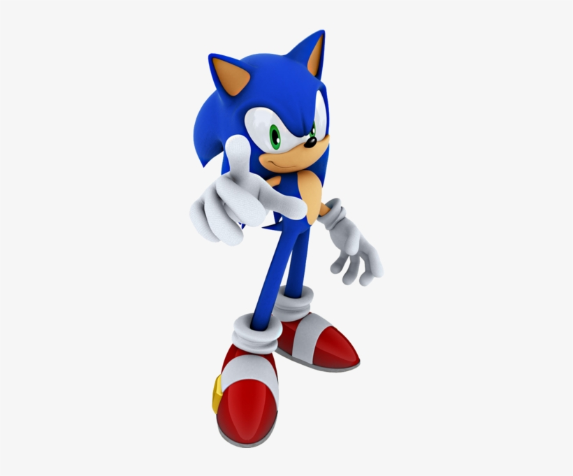Sonic The Hedgehog Sonic The Hedgehog Character Free Transparent Png Download Pngkey
