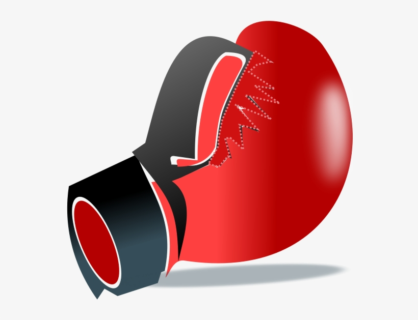 Boxing Glove - Boxing Gloves Png Clipart, transparent png #102676