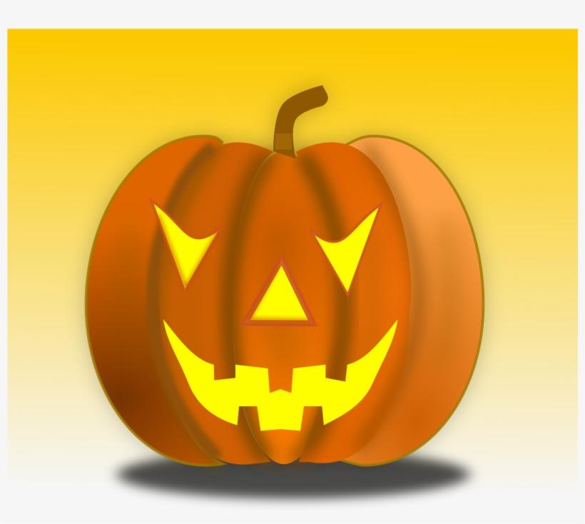 Halloween Pumpkin Icon 64 X - Halloween Small Pumpkin, transparent png #102850