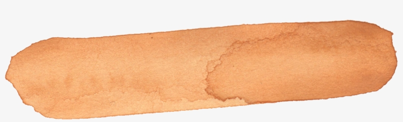 Png File Size - Brown Watercolor Paint Png, transparent png #103048