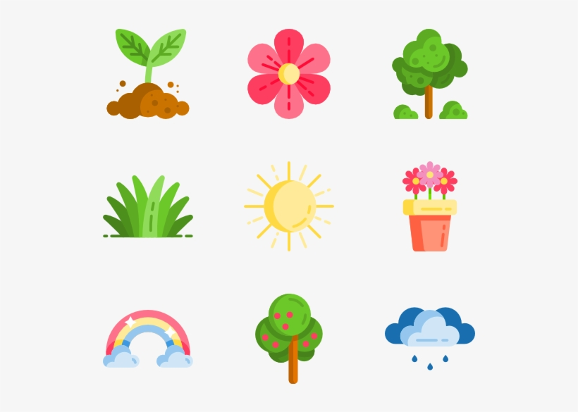 Spring - Spring Icons, transparent png #103227