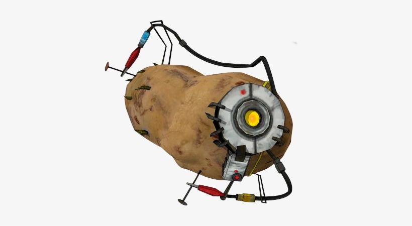 Portal 2 Potatos Render By Asuka424 D5ekurm Glados Potato