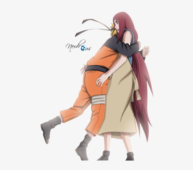 Naruto, Uzumaki, And Kushina Image - Naruto Shippuden La Famille De Naruto, transparent png #103621