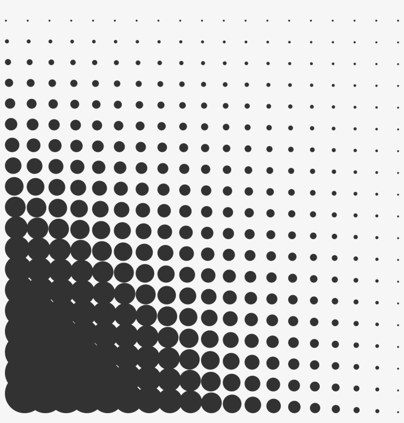 Comic Background Dots Png - Comic Book Dots Transparent