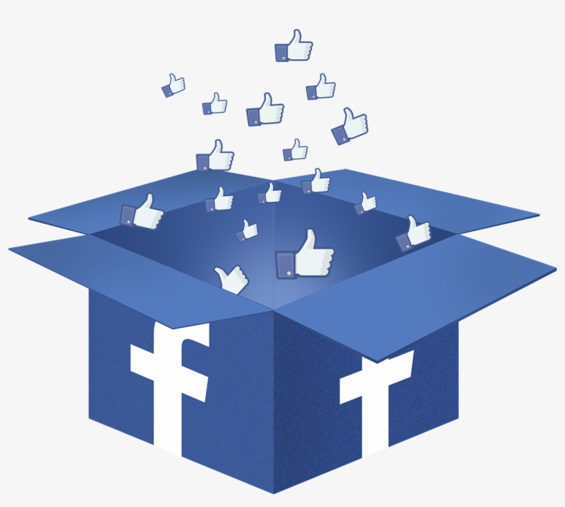 Facebook Likes Box - Facebook Likes Png, transparent png #103735