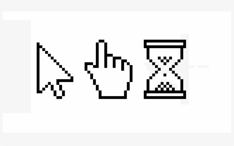 Mouse Cursor - Hand Cursor, transparent png #103776
