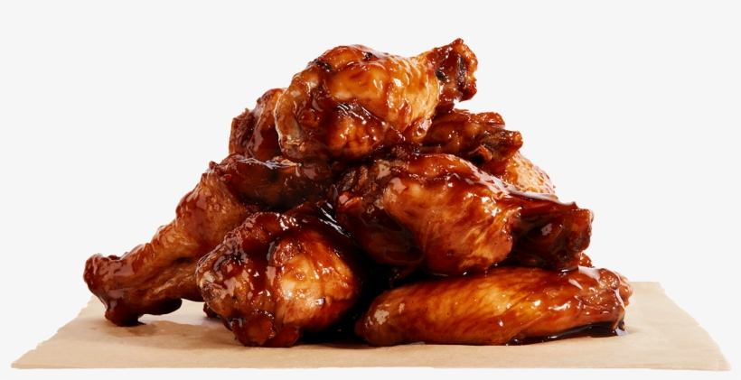 Bbq Chicken Wings Png - Grilled Chicken Wings Png, transparent png #104621