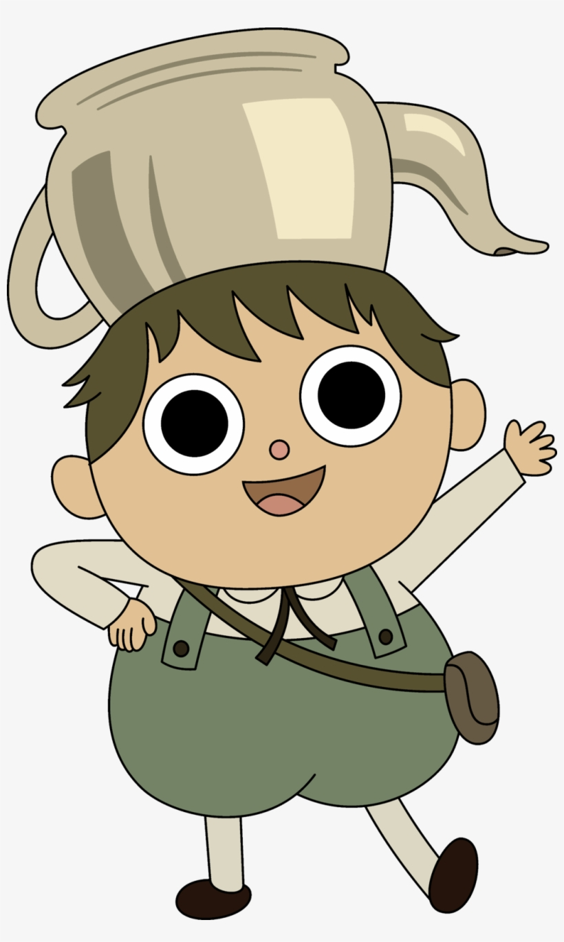 Over The Garden Wall Actual Character Gregory By Ncontreras207 Daumkzd Over The Garden Greg Free Transparent Png Download Pngkey
