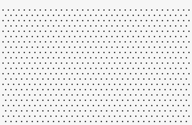Polka Dots Pattern Png - Dot Pattern Png Transparent, transparent png #105184