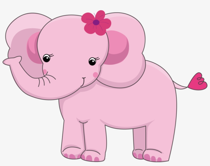 Pink Animals Clip Art, transparent png #105783