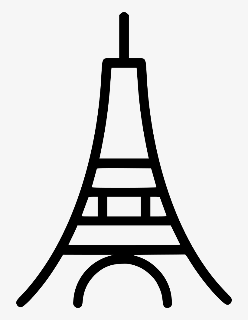 Eiffel Tower - - Go Read Business, transparent png #106184