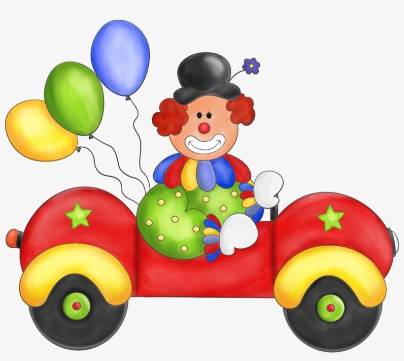 Coloriage Clown Ca.Clown Png Photos Clown In A Car Clipart Free Transparent Png