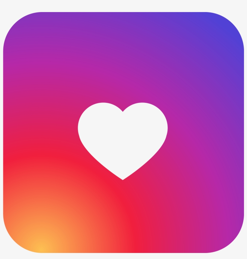Share This Article - Logo Instagram Love Png, transparent png #106657