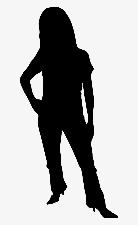 Woman Silhouette Clip Art, transparent png #106849