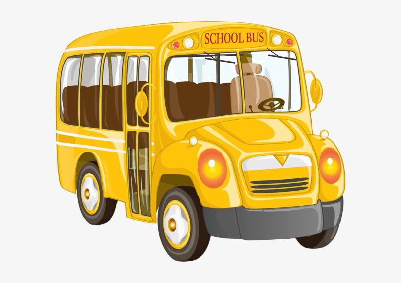 School Bus Png Clip Art Image - School Bus Png Clipart, transparent png #106893