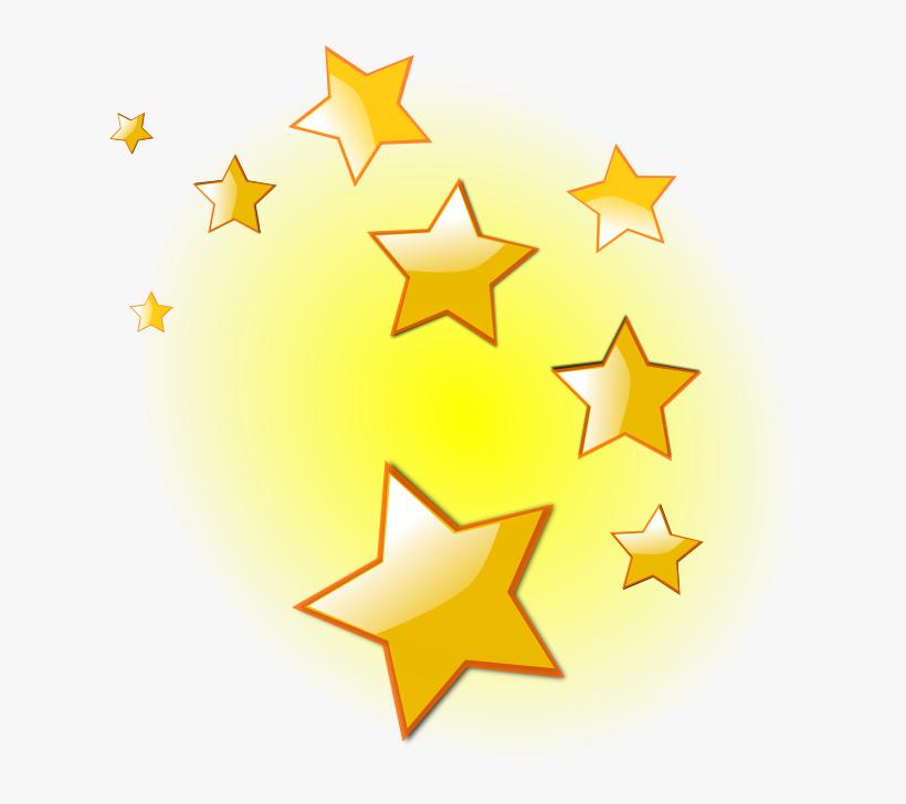 Stars Clip Art At Clker Com Vector Clip Art Online - Stars Clipart, transparent png #107279