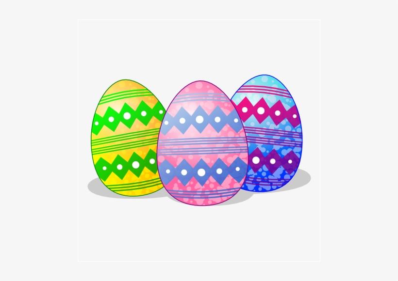 Easter Egg Clipart Source - Egg Hunt Clip Art, transparent png #108117