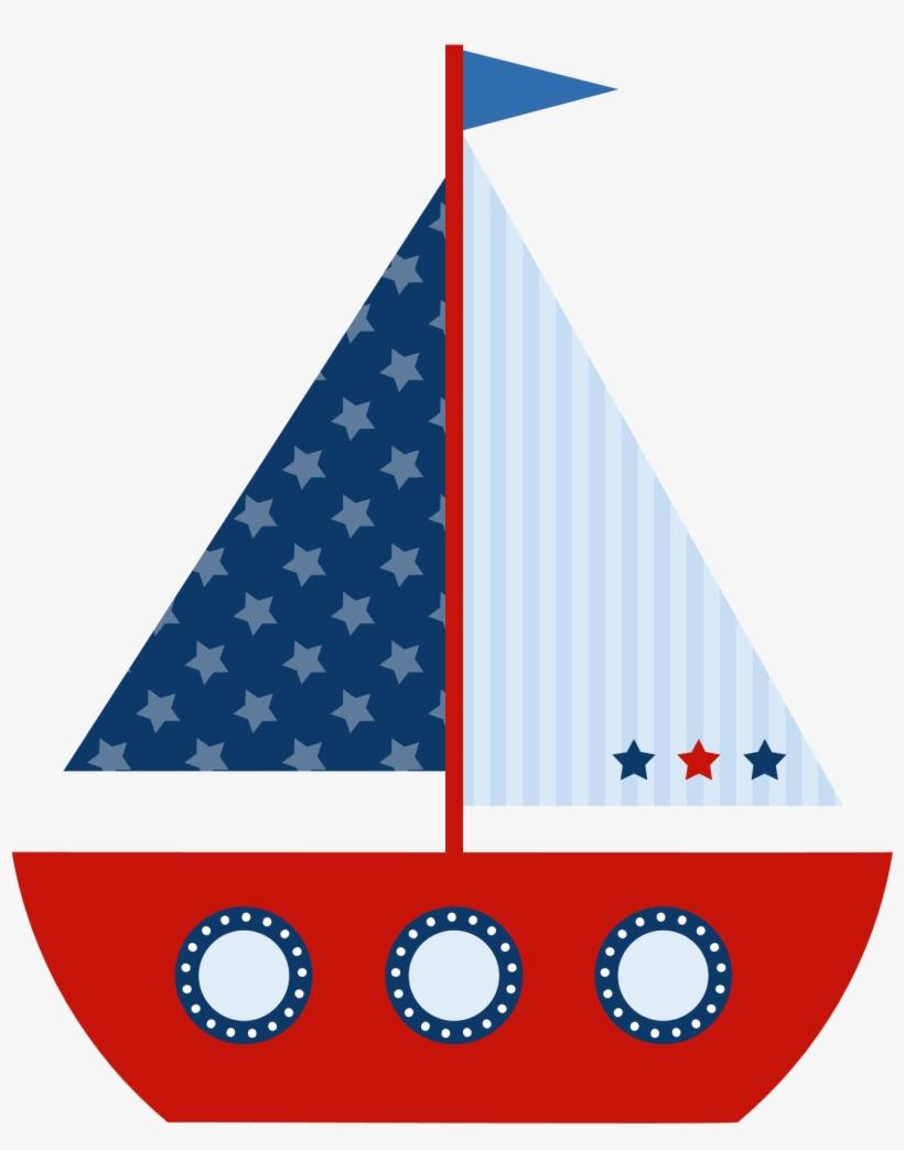 Sailing Ship Clipart Nautical Ship - Sailboat Clipart Png, transparent png #108240