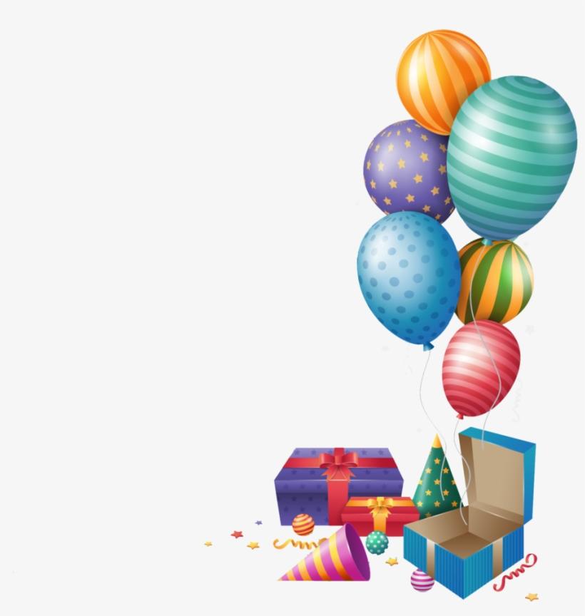 Happy Birthday Png Balloons Gift 1024 Sun