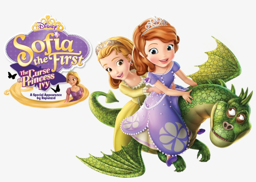 Sofia The First The Curse Of Princess Ivy Transparent - Cast - Sofia The First / Risk It All, transparent png #109378
