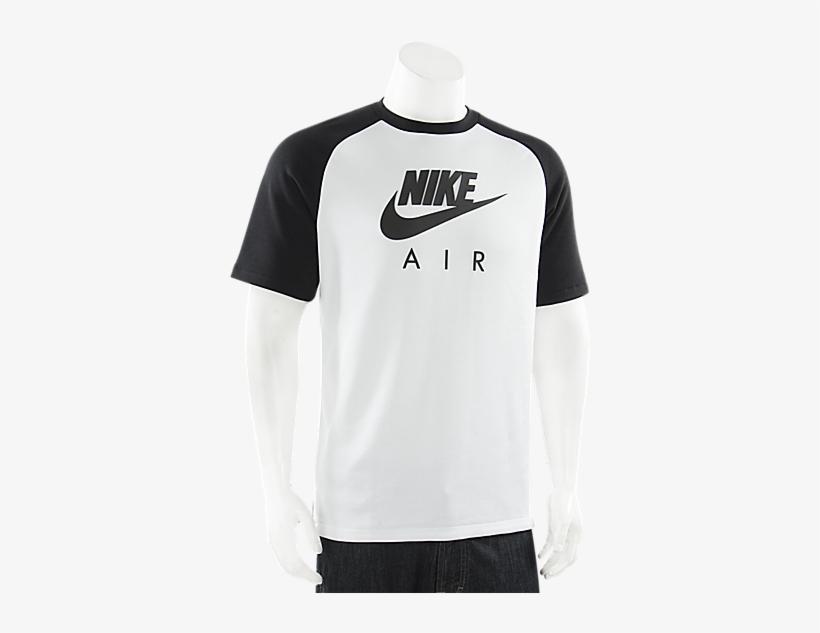 2e7c979433a7 Nike Air Hybrid Mx T Shirt White - Nike Air T Shirt Mens - Free ...