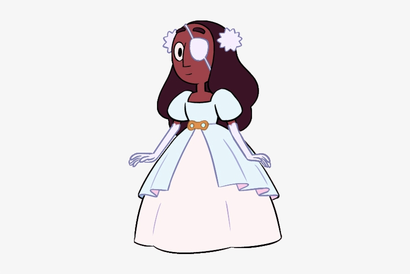 Cloud Connie Wedding Png Redo - Steven Universe Connie ...