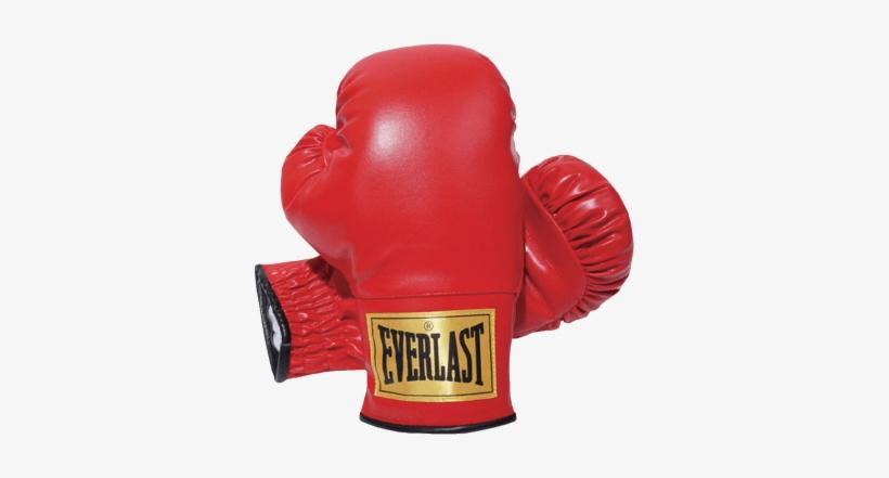Everlast Boxing Gloves - Boxing Gloves Png Transparent, transparent png #109657