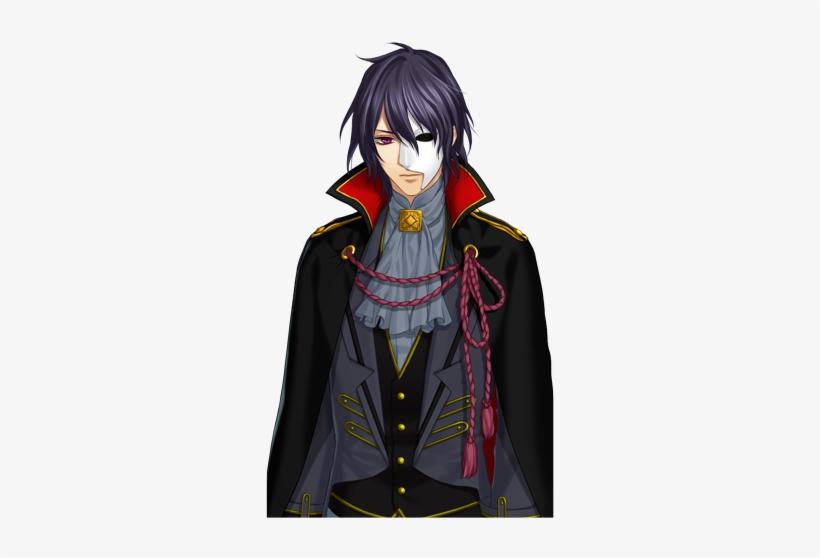 Anime Phantom Of The Opera - Persona Opera Za No Kaijin Search, transparent png #1001264