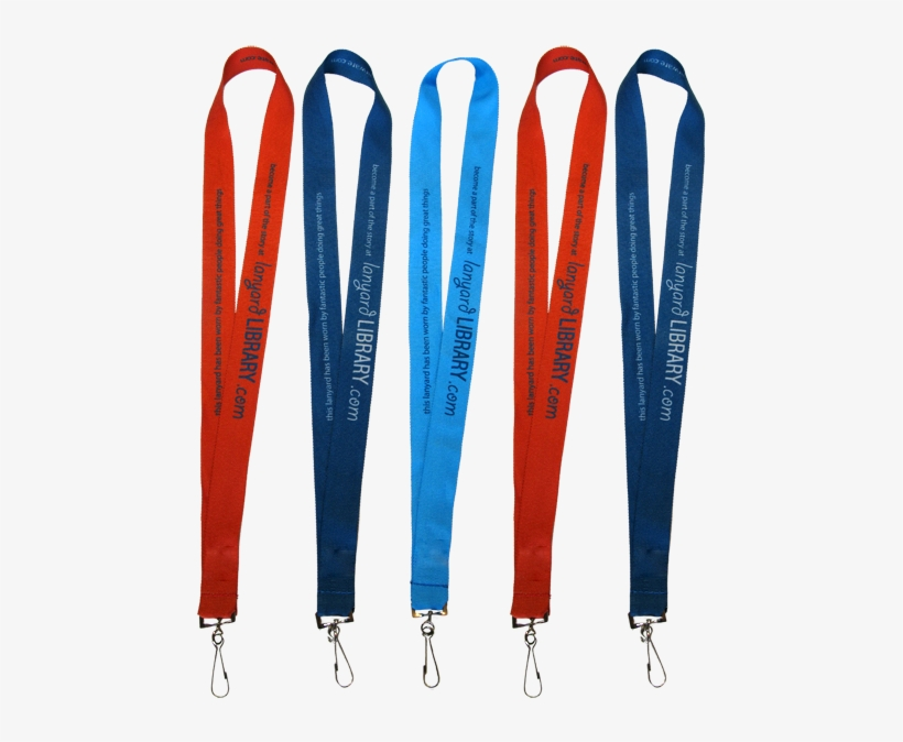Lanyards From Our Lending Library - Library Lanyard, transparent png #1001742