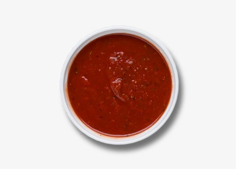 Sauce - Pizza Sauce Top View, transparent png #1002101